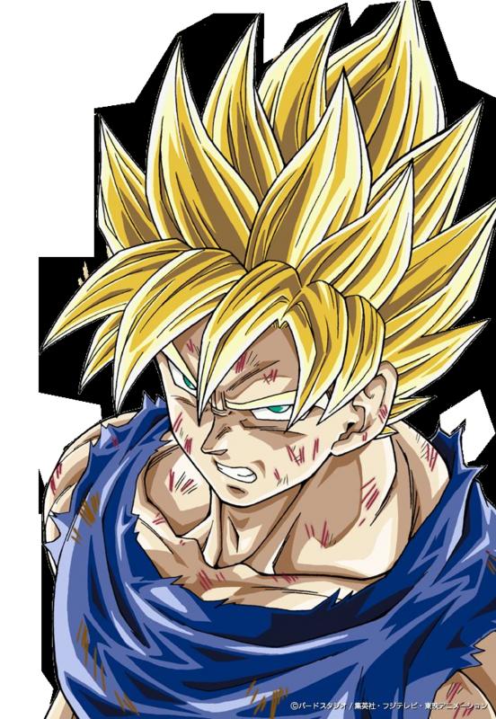 Renders De Goku