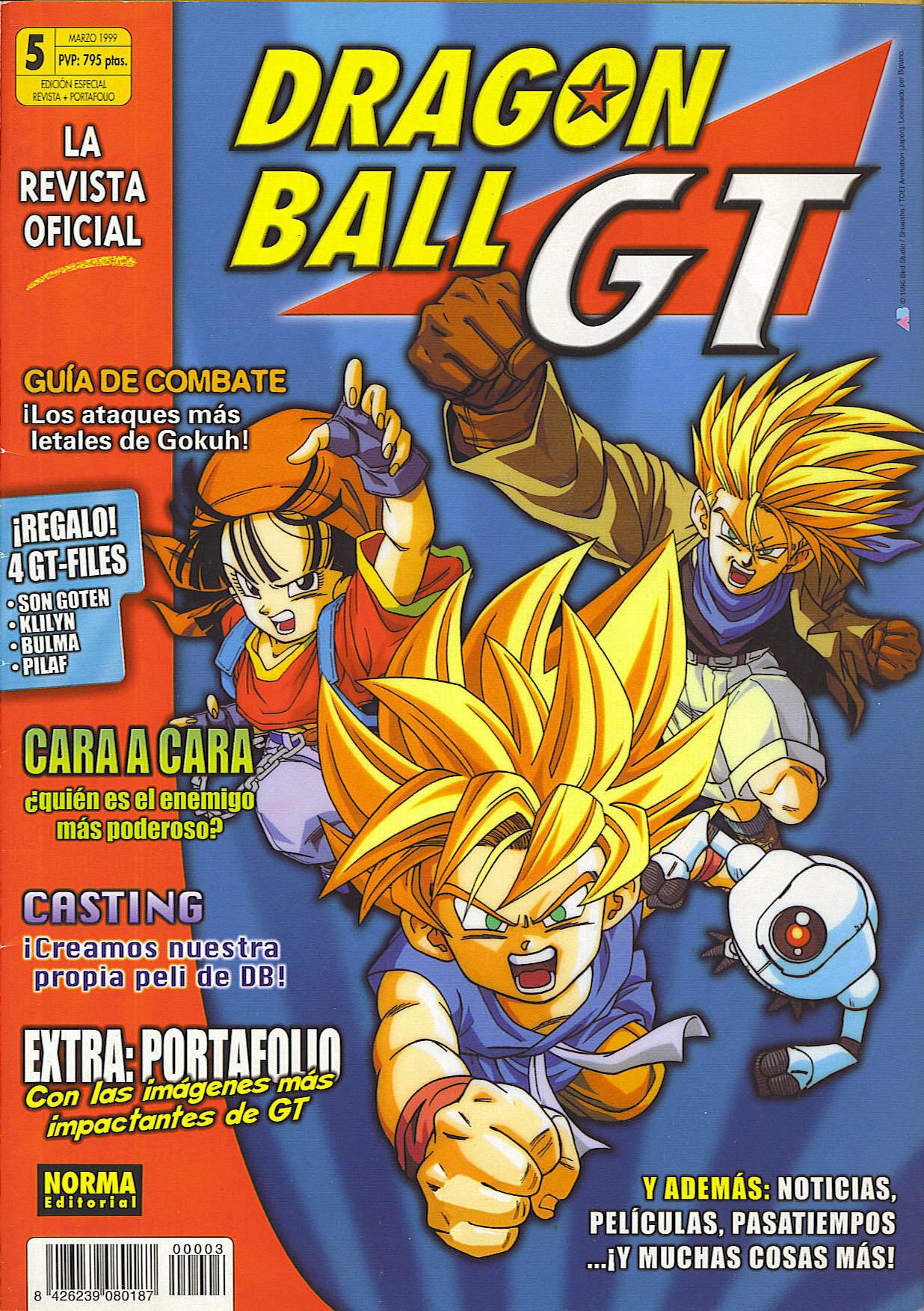 Dragon ball z hentai revistas