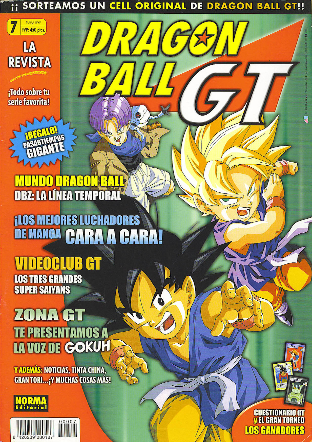 Kid Goku And Kid Vegeta Revistas | Dragon Ball...