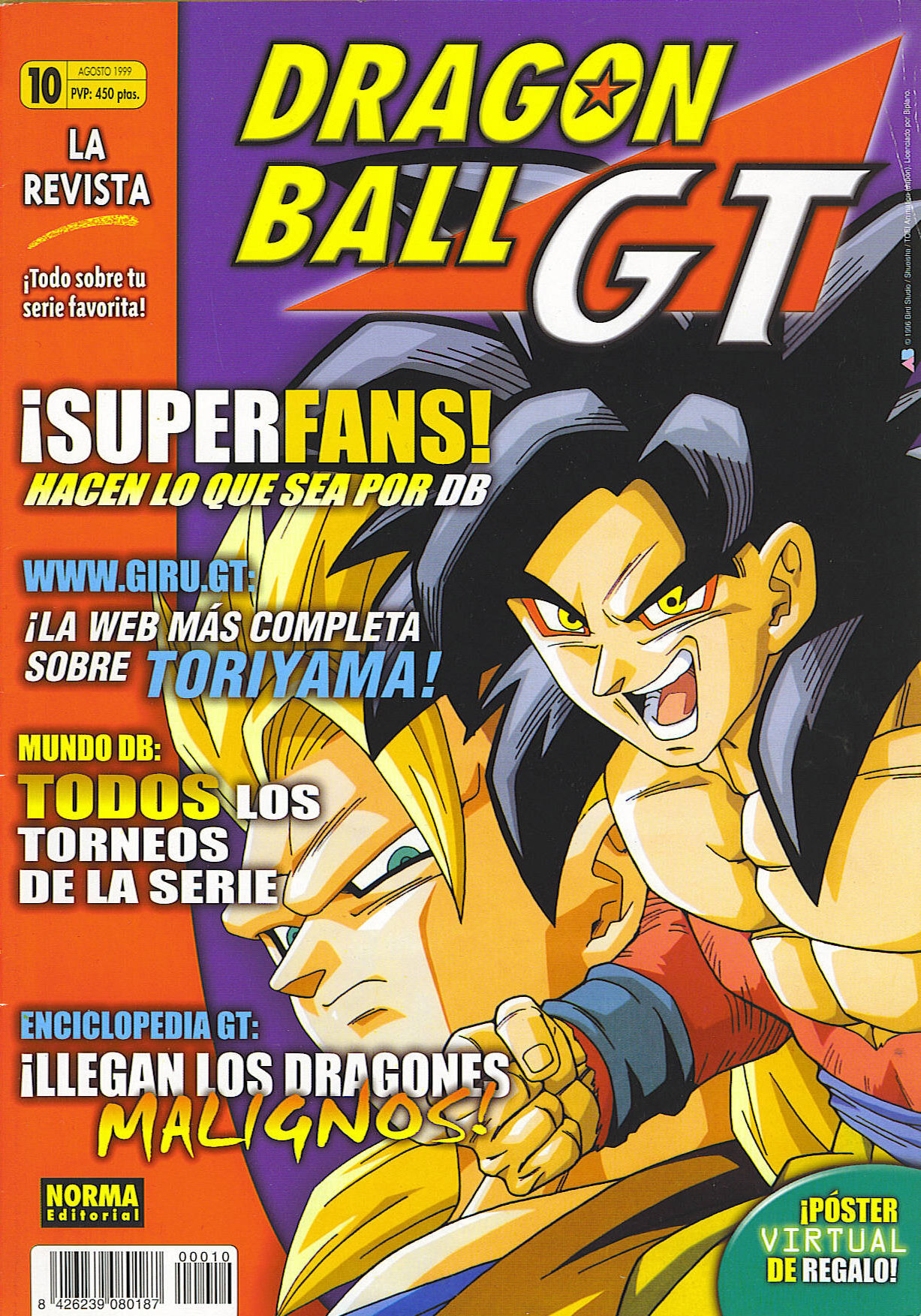 Revistas dragon ball capitulos imagenes anime y - Imagenes de dragon ball super descargar ...