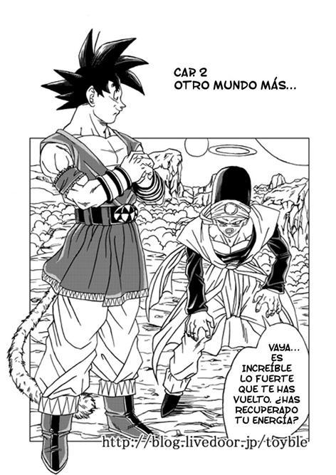 65custom dragon ball af manga