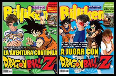 billiken Dragon Ball Z