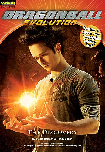 libro 1 dragon ball evolution