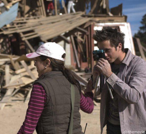 Justin Chatwin y Emmy Rossum