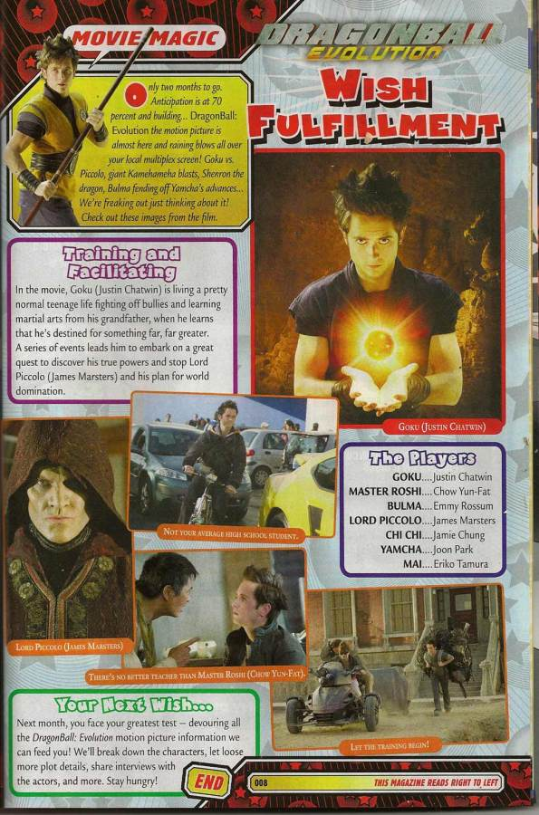 scan dragon ball evolution 1 shonen jump