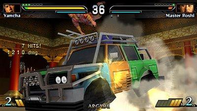 camioneta dragon ball evolution