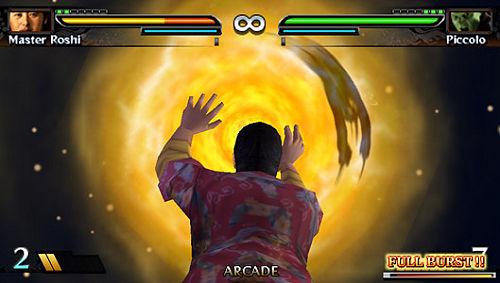 dragon ball evolution videojuego