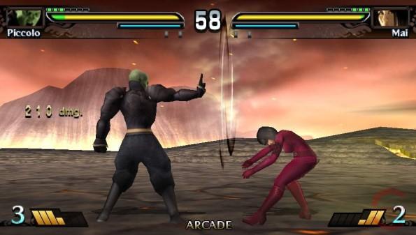 Piccolo vs mai dragon ball evolution