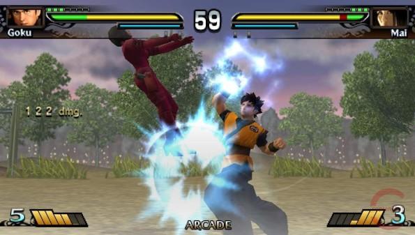 Goku vs Mai