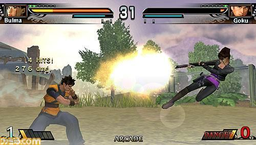 Bulma vs Goku poderes