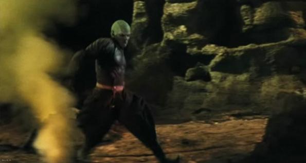 El poderoso Piccolo en Dragon Ball Evolution