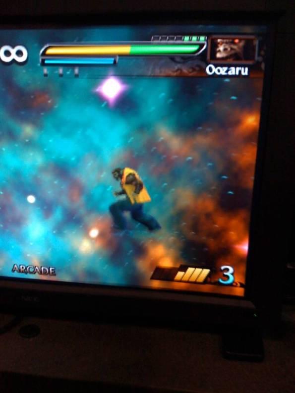 Goku en el PSP Ozaru
