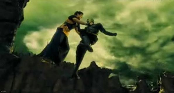 Goku vs piccolo foto trailer 2