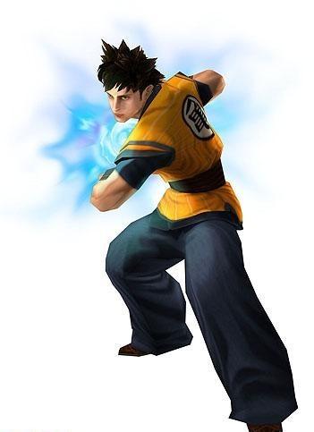 Goku juego Dragon Ball Evolution