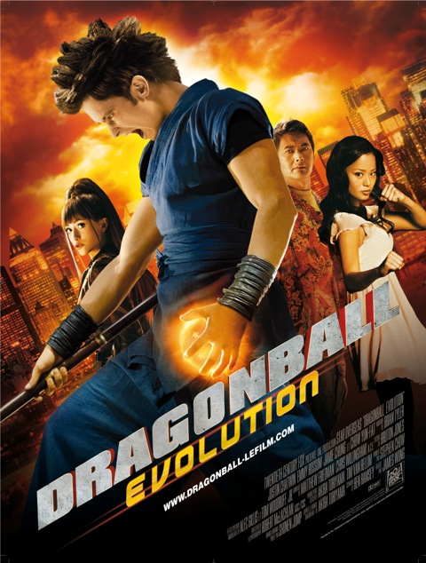 Poster HD Dragon Ball Evolution