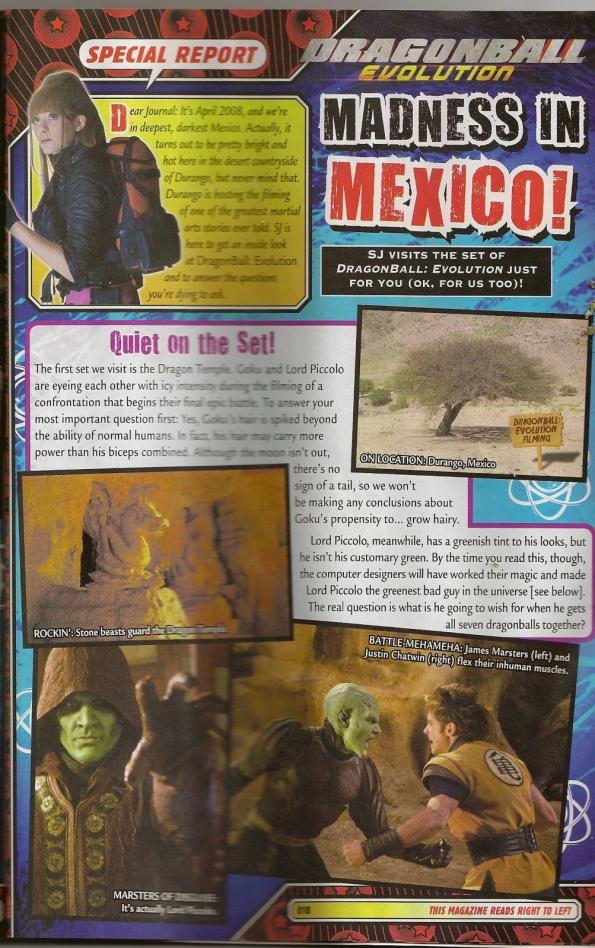 Scan Shonen Jump Pagina 2