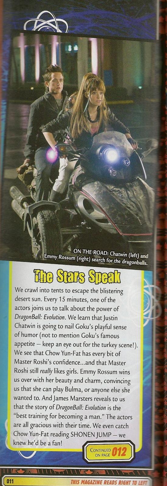 Scan Shonen Jump Pagina 3
