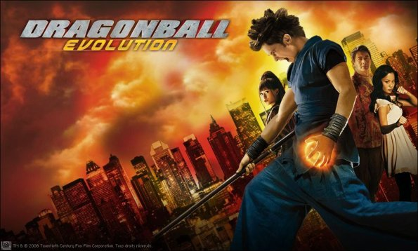 Wallpaper de Dragon Ball Evolution hecho por la century fox
