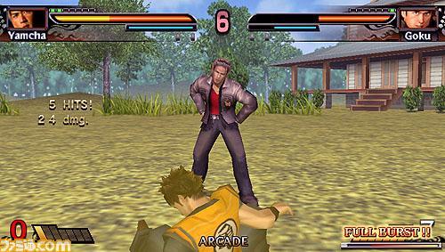 Yamsha vs el poderoso Goku